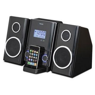 System iPod iPhone Dock Docking Station CD R RW  Player