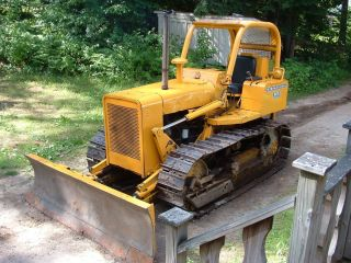 International 500C Bulldozer Crawler Dozer Earth Mover Heavy Equipment