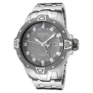 New Invicta Reserve Analog Gray Mens Wrist Watches 0648
