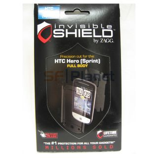 Invisible Shield Full Body Cover for Sprint HTC Hero