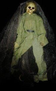 Banshee Crone OOAK Barbie Doll Ledgend Mythology Hag