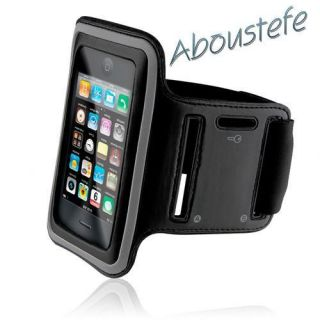 Water Resistant Sports Armband Case for Apple iPhone 3G 3GS 4 4S iPod