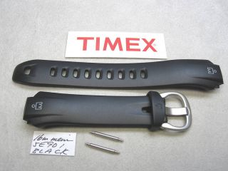 Timex Ironman Watch Band Strap Mens 16mm Rubber 5E901