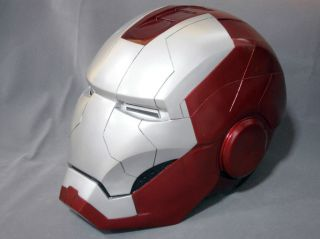 Iron Man Mark 5 Helmet 1 1 Prop Replica RARE Kit