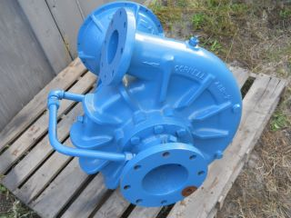 Cornell 6x4 Centrifugal Irrigation Water Pump