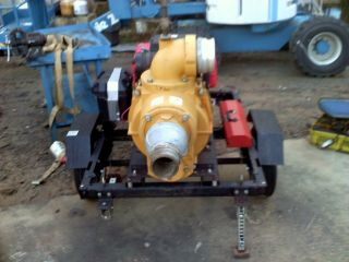 Irrigation Pump Drip Irrigation Honda