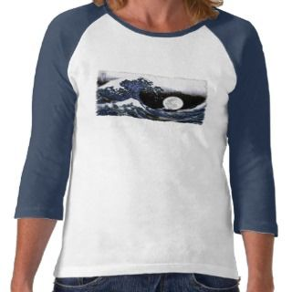 Japanese Tsunami & Earthquake Relief T Shirt