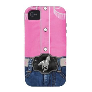 Country Girl Case Mate iPhone 4 Cover