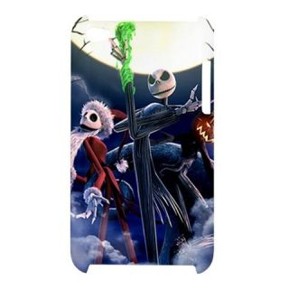 Nightmare Before Christmas Apple iPod Touch 4G Hardshell Case Cover