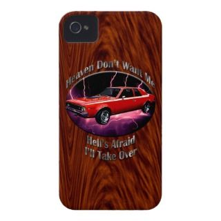 AMC Hornet SC/360 iPhone 4 BarelyThere Case iPhone 4 Case Mate Case
