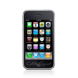 iPhone Software Unlocked 3GS 32GB Phone GPS WiFi iPod  Video