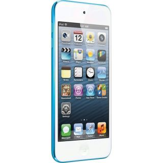 Back to home page  Listed as Apple iPod touch 5th Generation Blue