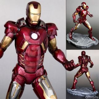 ARTFX The Avengers Movie Ironman Iron man Mark VII 7 1 6 PVC Figure