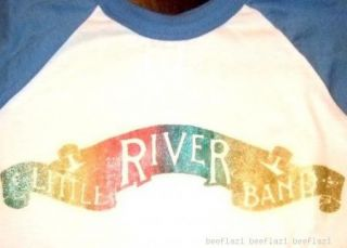 Vintage 70s Little River Band Iron on T Shirt Transfer