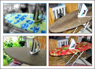 Unit Standard x Large Euro Decor Fabric Ironing Board Cover