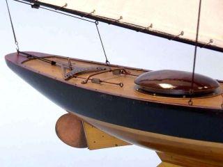 Old Ironsides Sloop 26 Model Yacht Model Boat New Model Wooden