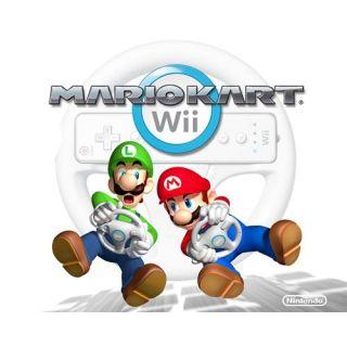 Wii Mario Kart Wii Wheel Volante 3 Volanti Extra per Giocare in 4