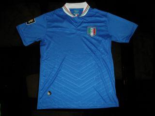Italy Soccer Jersey Futbol Football Home Italia