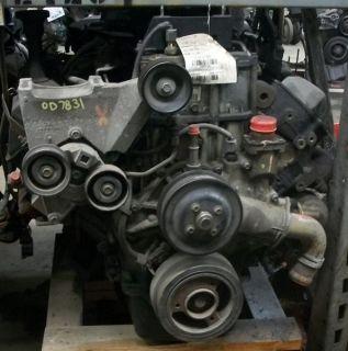 99 Ford F350 Super Duty Engine 7 3L