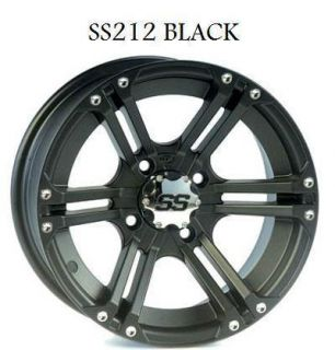 420 450 500 Rancher Foreman Rubicon 12 ITP SS212 Wheels Rims