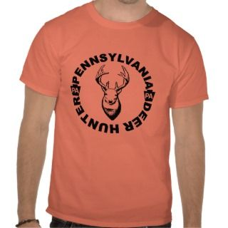Pennsylvania Hunter T Shirt