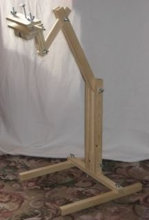 New ITA Cross Stitch Floor Stand Also for Tapestry Needlework