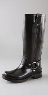 KORS Michael Kors Stormy Rubber Engineer Boots