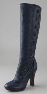 Frye Matilda Button Tall Boot