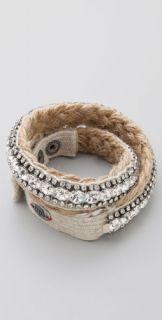 Juicy Couture Stone Wrap Bracelet