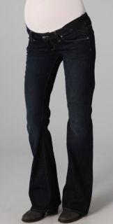 Paige Denim Petite Laurel Canyon Maternity Jeans