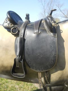 Snowy River Australian Saddle New Marked 20 Seat Saddle 19