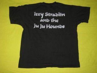 Vtg Izzy Stradlin 1992 T Shirt Tour Guns N Roses RARE