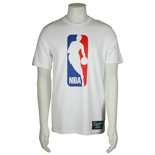 adidas NBA Logo Tee   E78310   T Shirt Apparel