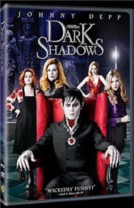 Dark Shadows DVD NEW Movie for Sale *Johnny Depp, Eva Green, Michelle