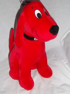 Kohls Plush Kohls Clifford The Big Red Dog Kohls Stuffed Animal Toy