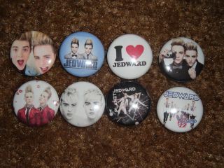 Jedward Buttons Pins Badges Planet Shirt Hoodie Poster One Direction