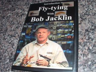 Introduction to Fly Tying with Bob Jacklin