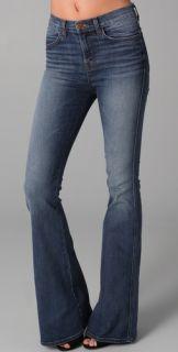 J Brand Kiki High Rise Flare Jeans