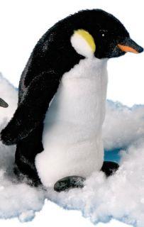 Douglas Toys 8 5 Plush Waldo Emperor Penguin New