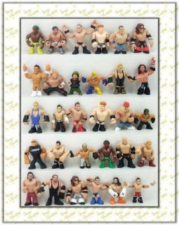 30 x Mattel WWE Rumblers Wrestling Mini Figure Shawn Michaels