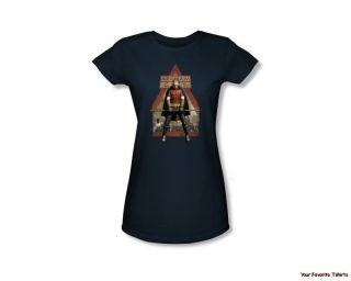 Licensed Batman Arkham City Robin Women Shirt s XL
