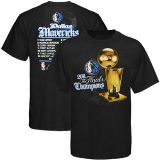 Dallas Maverick NBA Champions T Shirt