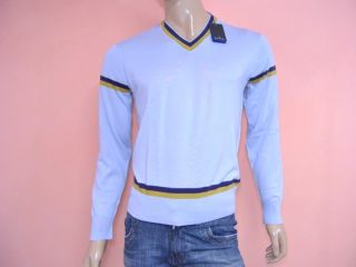 PAUL SMITH SWEATER T SHIRT MAKE OFFER Sz XL 254$ AZURE PBXD147K MAN