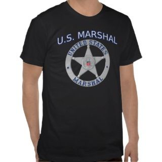 Marshals Badge Shirt