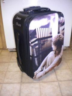 James Dean Suitcase Luggage Unique