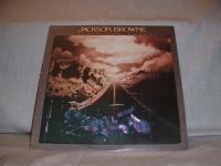 Jackson Browne Vintage Record Album Running on Empty