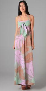 Antik Batik Hava Print Long Dress
