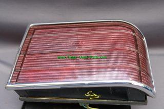Jaguar VDP XJ12 XJ6 XJ 6 Sovereign Tail Light 88 89 90 91 92 93 94 RH