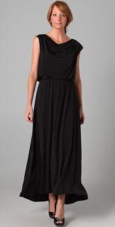 Odylyne Oriole Ruffle Long Dress