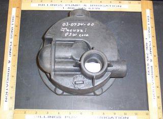 Jacuzzi Jet Pump Case PSW